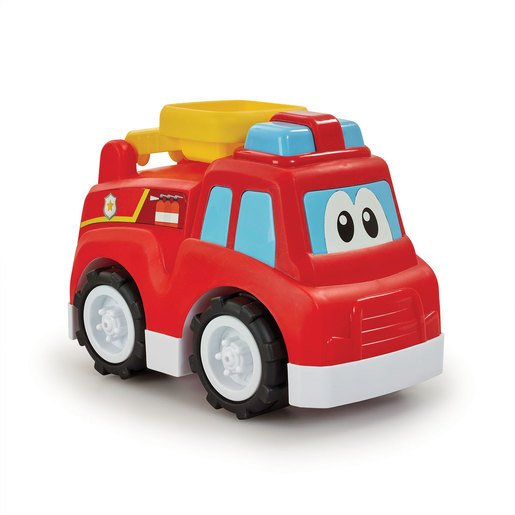 Picture of Little Lot Cartoon Vehicle Squad - Fire Truck