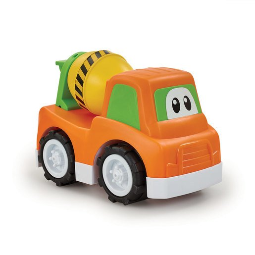 Picture of Little Lot Cartoon Vehicle Squad - Cement Mixer