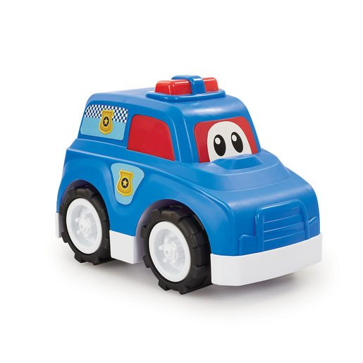 Picture of Little Lot Cartoon Vehicle Squad - Police Car
