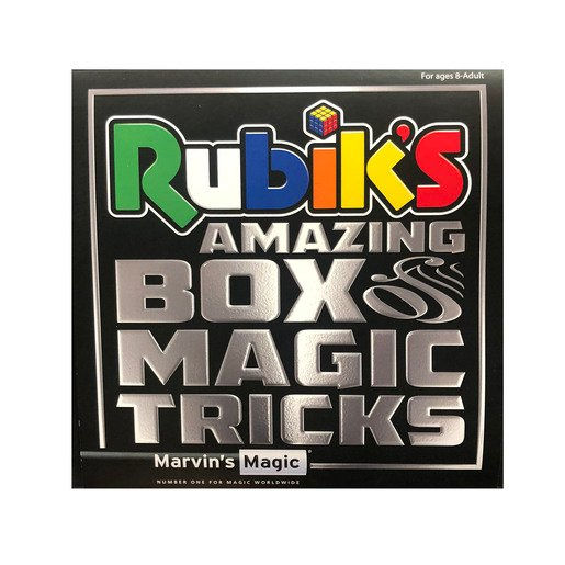 Picture of Magic Set Rubiks