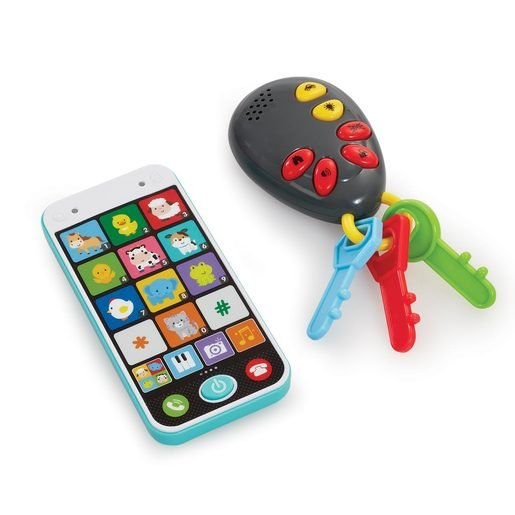 Picture of Little Lot Musical Phone & Keys Set
