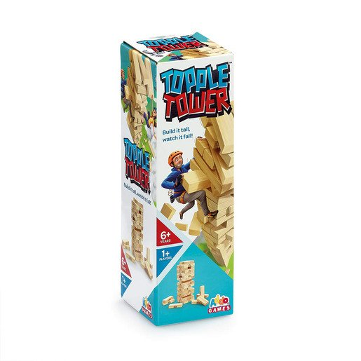 Picture of Addo Games Wooden Topple Tower
