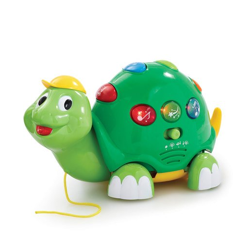 Picture of Little Lot Pull Along Musical Tortoise