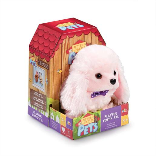 Picture of Pitter Patter Pet Playful Puppy Pal - Poodle