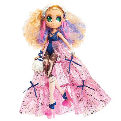 Picture of Hairdorables Hairmazing Doll Series 2 - Bella