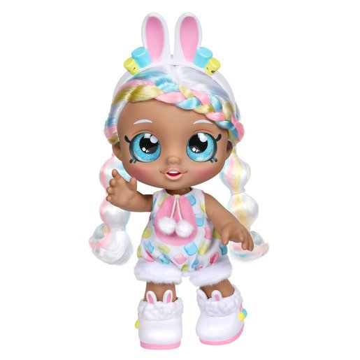 Picture of Kindi Kids Dress Up Friends Doll - Bunny Marsha Mello