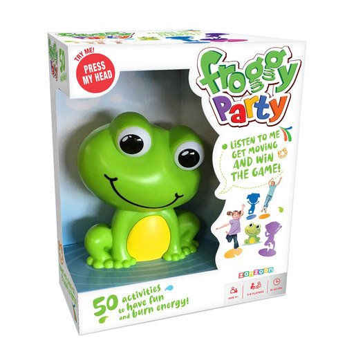 Picture of Froggy Party Game