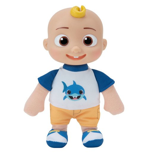 Picture of CoComelon Plush - JJ In Shark T-Shirt