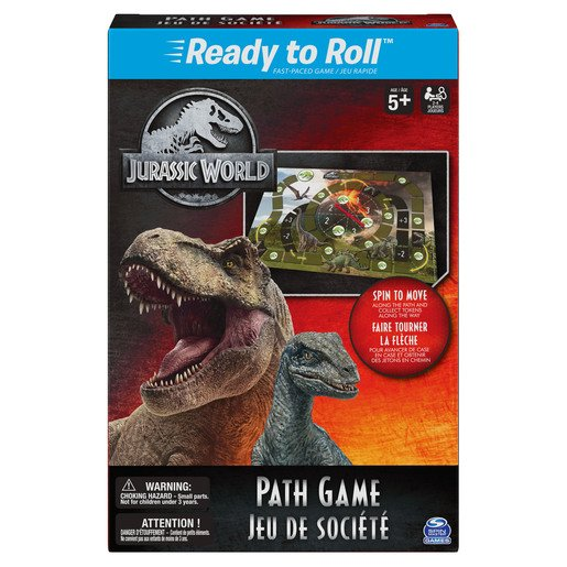 Picture of Jurassic World Path Game