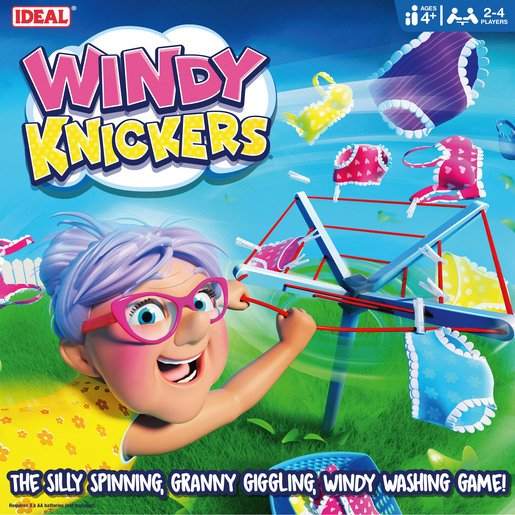 Picture of Windy Knickers Game