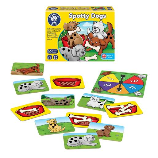 Picture of Spotty Dogs Game
