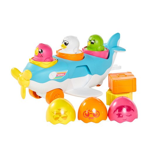 Picture of Tomy Toomies 2 In 1 Load & Go Plane