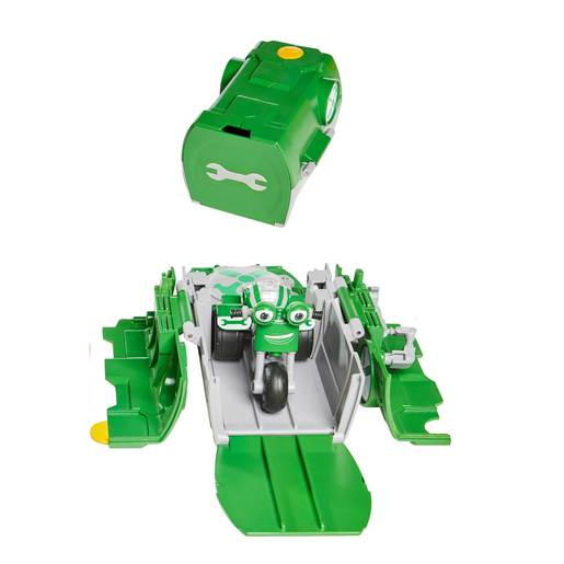 Picture of Ricky Zoom Pop & Go Pod Playset - DJ