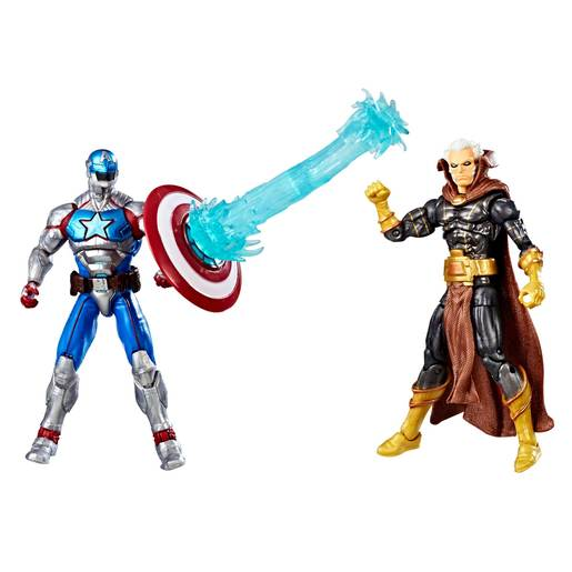 Picture of Marvel Gamer Verse Contest Of Champions Figure Pack - Civil Warrior vs Marvel's Collector