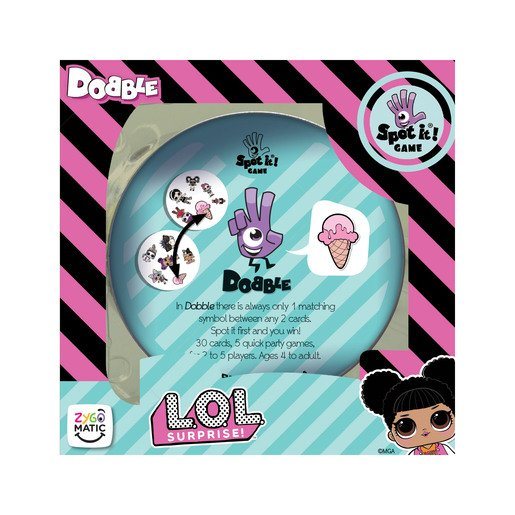 Picture of Dobble Card Game - L.O.L Surprise!