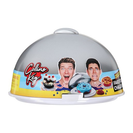 Picture of Collins Key Deluxe Fake Food Challenge(Styles Vary)