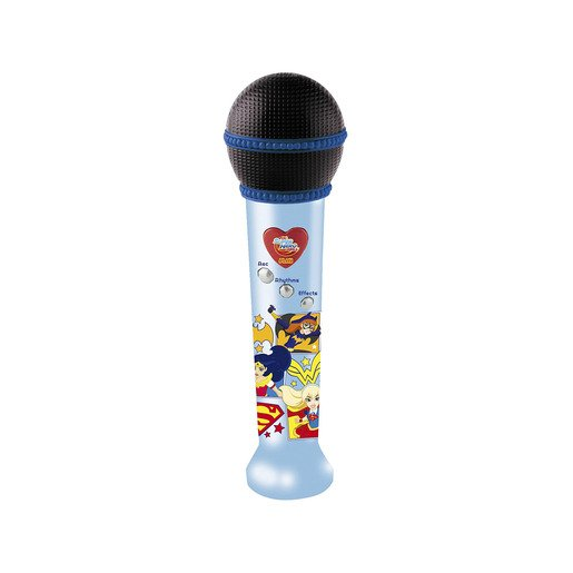 Picture of DC Super Hero Girls Recording Microphone