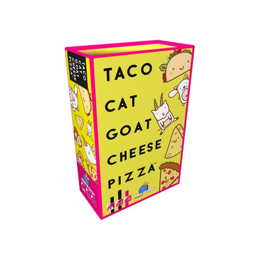 Picture of Taco Cat Goat Cheese Pizza Game