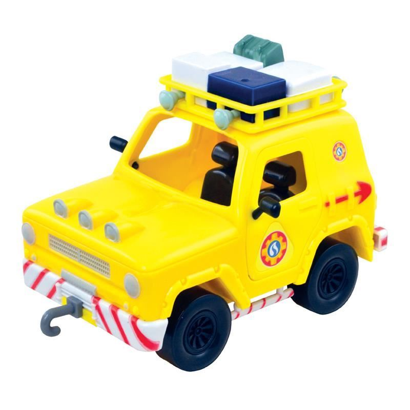 Picture of Fireman Sam Vehicle and Accessory Set - Mountain Rescue 4 x 4