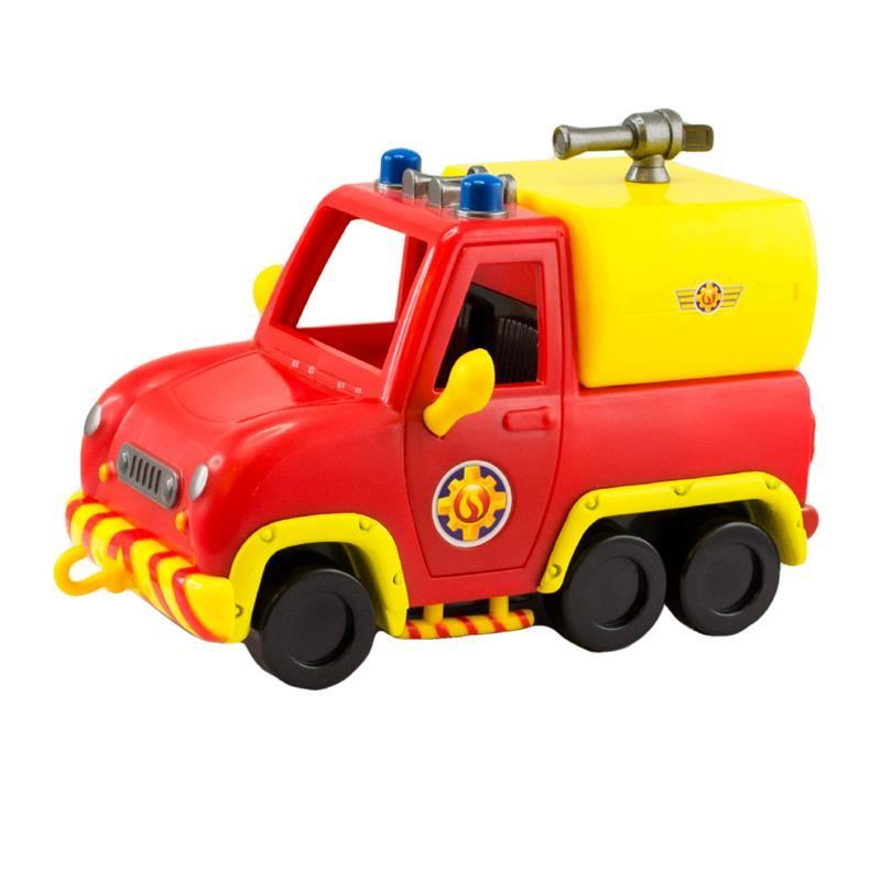Picture of Fireman Sam Vehicle and Accessory Set - Venus Fire Engine