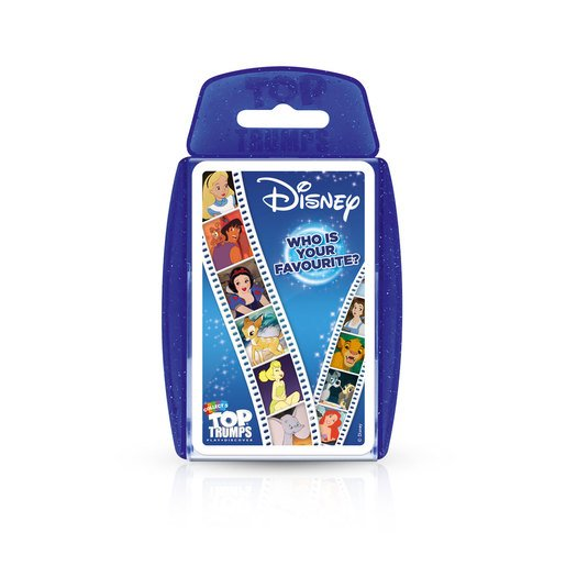 Picture of Disney Classics Top Trumps Card Game