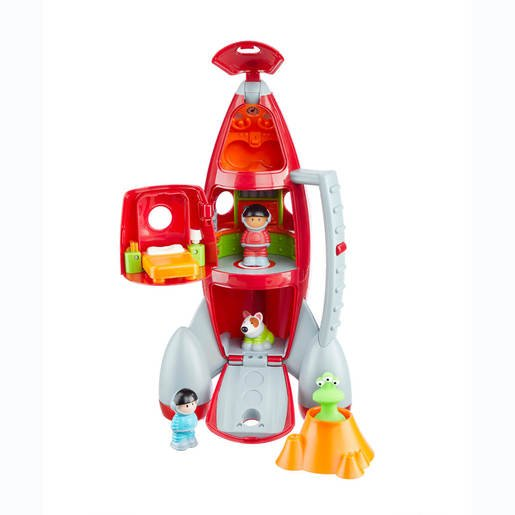 Picture of Happyland Lights And Sounds Lift Off Rocket