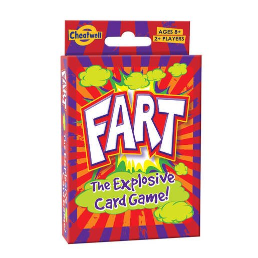 Picture of Fart The Explosive Card Game