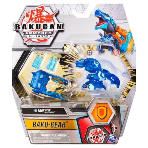 Picture of Bakugan Armoured Alliance Baku-Gear - Trox Ultra