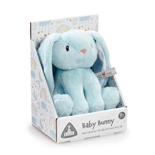 Picture of Early Learning Centre Blue Baby Bunny