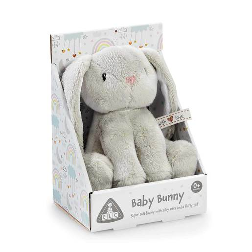 Picture of Early Learning Centre Grey Baby Bunny