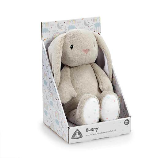Picture of Early Learning Centre  Plush Toy - Grey Bunny