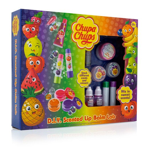Picture of Chuppa Chups D.I.Y Scented Lip Balm Lab