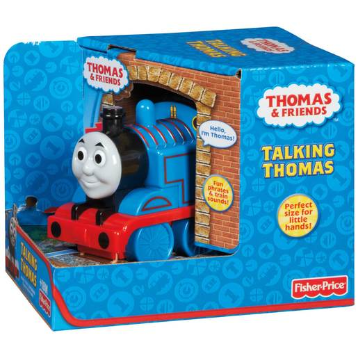 Picture of Thomas & Friends Talking Train Engine - Thomas