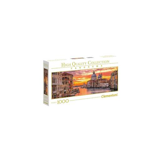 Picture of Clementoni -Panorama Venice Puzzle 1000 Pieces
