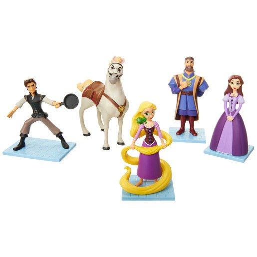 Picture of Tangled The Series Figure Set