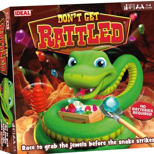 Picture of Don't Get Rattled Game
