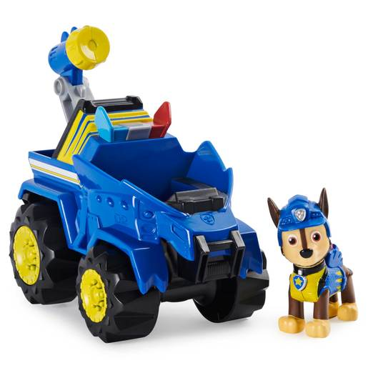 Picture of PAW Patrol Dino Rescue - Deluxe Rev Up Vehicle with Chase