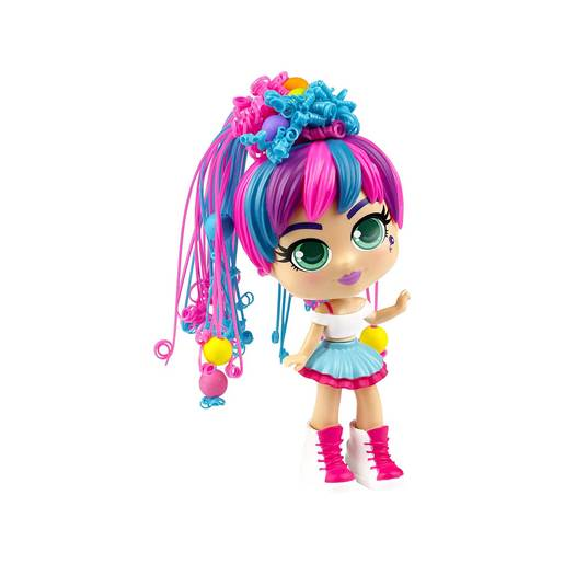 Picture of Curli Girls Doll - Birthday Girl