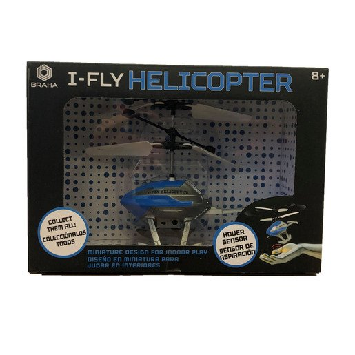 Picture of I-fly Helicoper - Blue