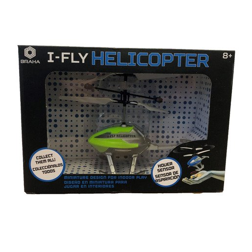 Picture of I-fly Helicoper - Green