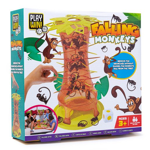 Picture of Play & Win Monkey Tree Game