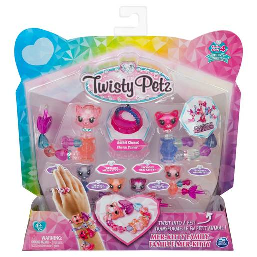 Picture of Twisty Petz Series 4 - Mer Kity Family Collectible Bracelet Set