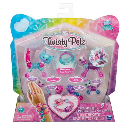 Picture of Twisty Petz Series 4 - Yorkie Family Collectible Bracelet Set
