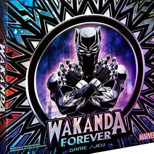 Picture of Marvel's Black Panther Wakanda Forever Game