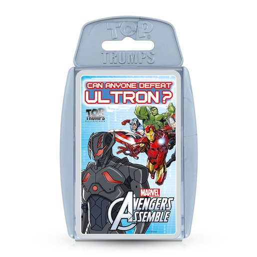 Picture of Avengers Assemble Top Trumps Card Game