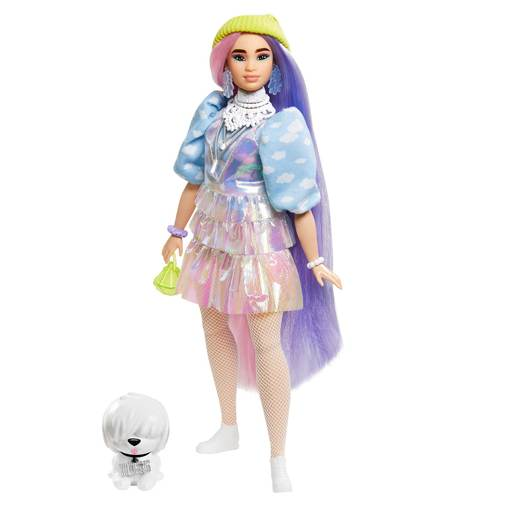 Picture of Barbie Extra Doll - Beanie