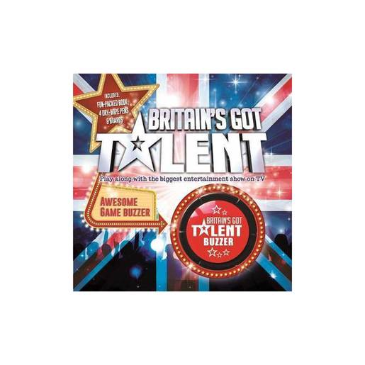 Picture of Britain's Got Talent Game