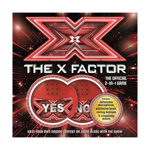 Picture of X Factor 2-in-1 Game
