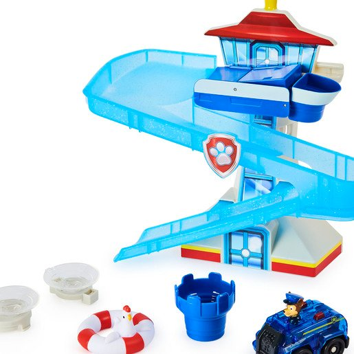 Picture of Paw Patrol Adventure Bay Bath Playset