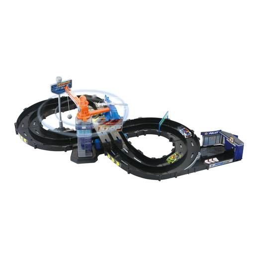 Picture of Turbo Force Racers Highway Playset